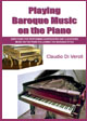 Playing Baroque on the Piano