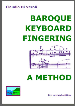Baroque Keyboard Fingering: a comprenehsive method