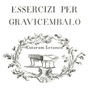 Title page of the original edition of the Essercizi