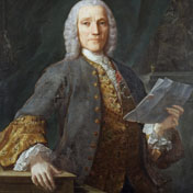 Domenico Scarlatti portrait